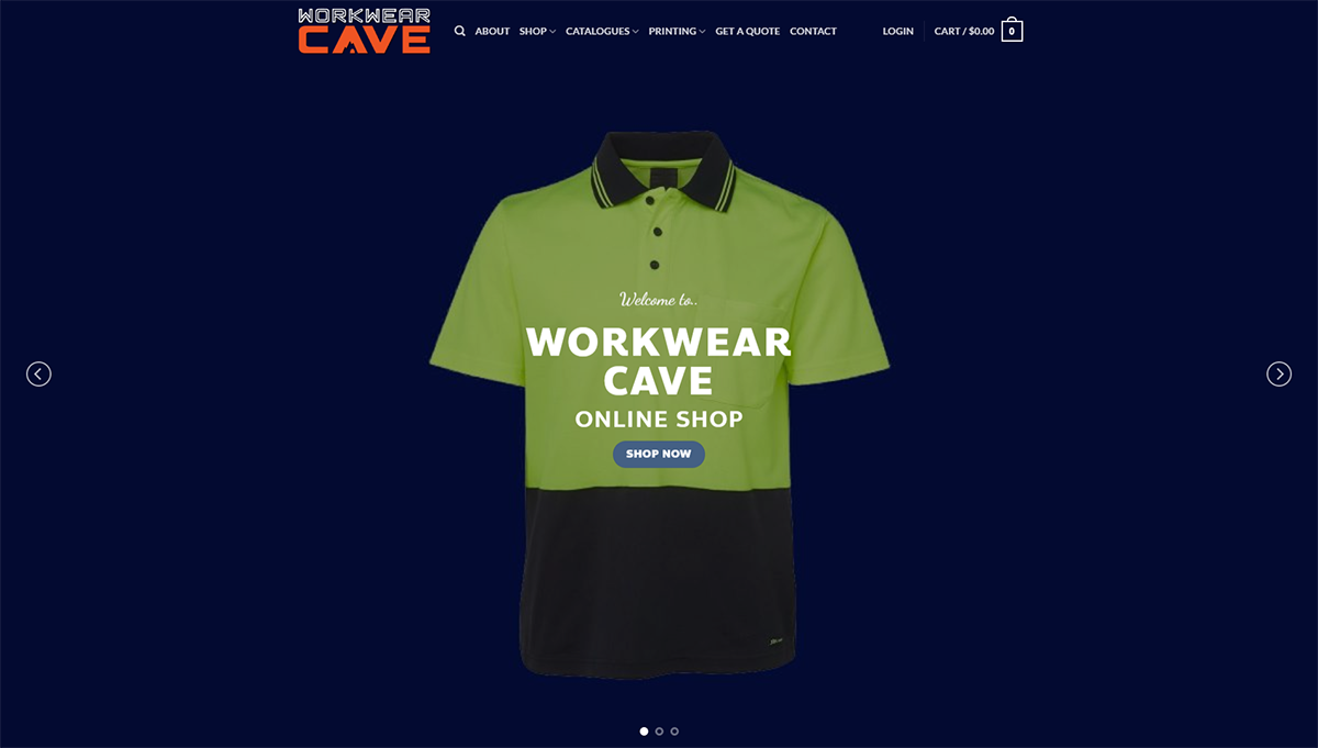 Workwear Cave